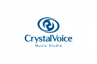 CrystalVoice Studio Logo
