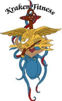 Kraken Fitness Logo