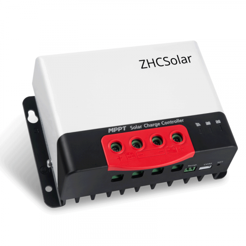 ZHCSolar Release MC Series MPPT RV Solar Battery Charger'
