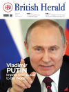 Cover of British Herald e-Magazine'