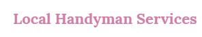 Company Logo For Local Handyman Services'
