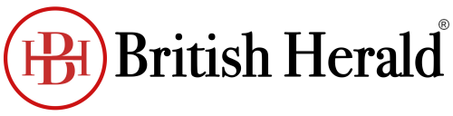 Company Logo For British Herald'