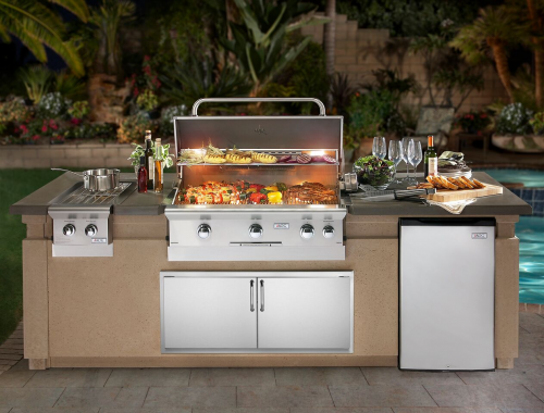 AOG DC790 Built-in Outdoor Grill by Fire Magic'