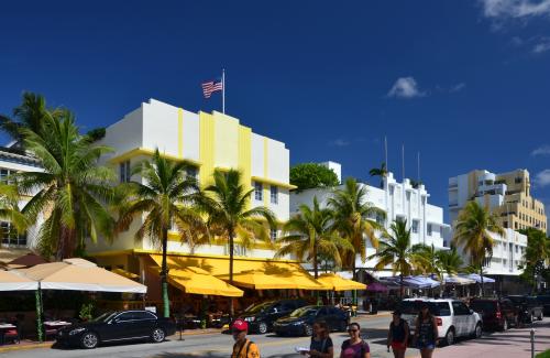 A Different Miami Beach Hotspot'