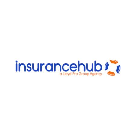 Company Logo For InsuranceHub'