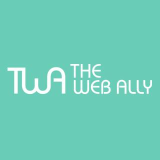 Company Logo For The Web Ally'