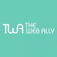 The Web Ally Logo