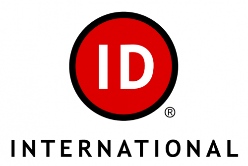 Logo for ID international'