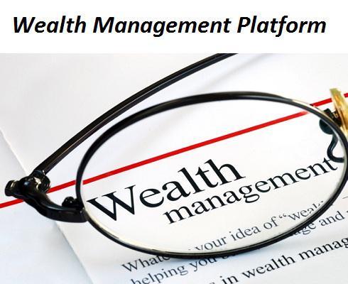 Wealth Management Platform'