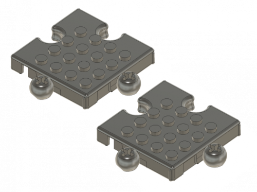 ActivePuzzle Lego Brick Adapter'