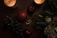 Brandon Phillip Weddings & Portraits Logo