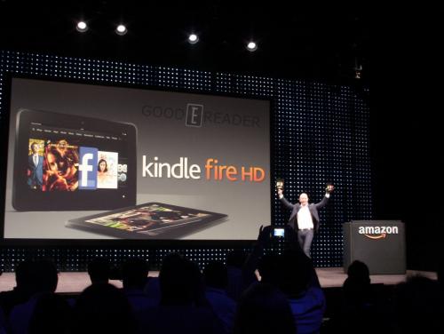 Kindle Fire'
