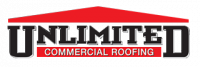 Unlimited Commercial Roofing Logo