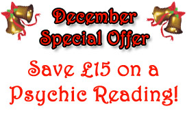 Psychic Readings Special'