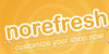 Logo for No-refresh'