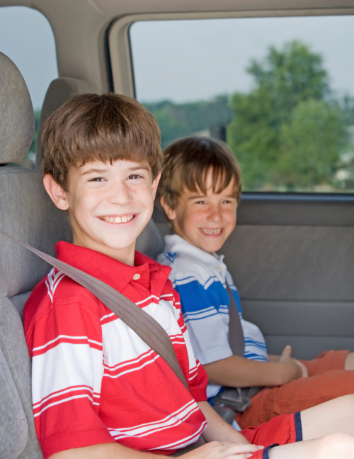Oklahoma Aims to Improve Seatbelt Laws for Children'