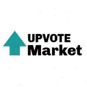 Company Logo For Upvote Market'