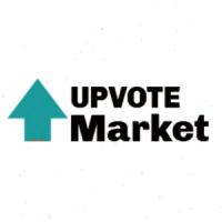 Upvote Market Logo
