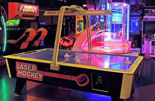 Arcade games Market'