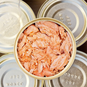 Canned Salmon Market'
