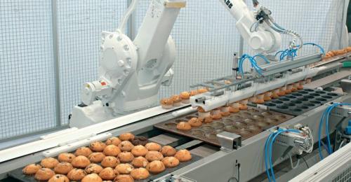 Industrial Robotics in Food and Beverage Market'