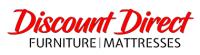 Discount Direct Furniture   Mattresses Logo