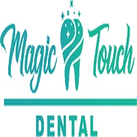 Company Logo For Magic Touch Dental'