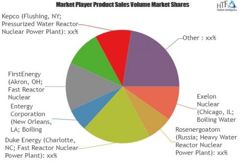 Nuclear Power Plant Market Astonishing Growth'