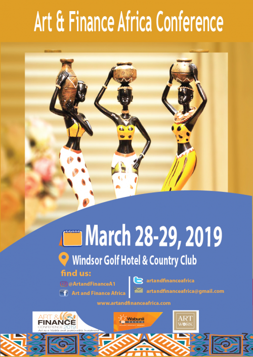 Art and Finance Conference 2019'