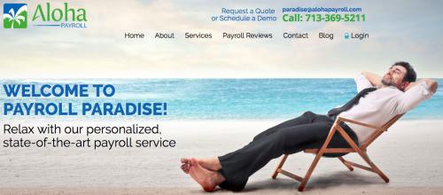 Aloha Payroll Home Page Image'