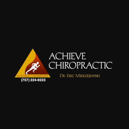 Company Logo For Achieve Chiropractic'