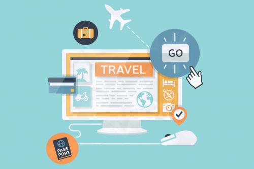 Online Travel market'