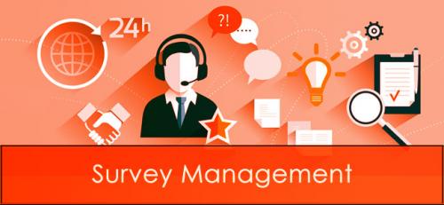 Survey Management market'