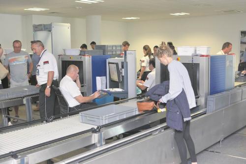 Airport Explosives Detectors Market'