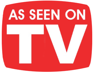 As Seen on TV'
