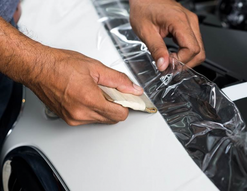 Uncoated Paint Protection Film Market'