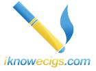 iknowecigs.com Logo