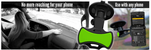 GripGo Phone Mount'