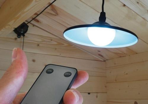 Solar Shed Light Market'