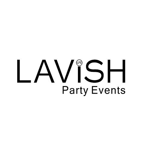 Company Logo For Lavish Party Events'