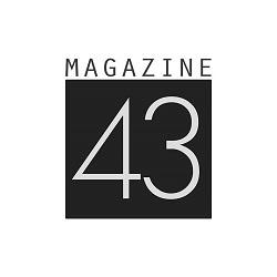 Company Logo For The Magazine 43'