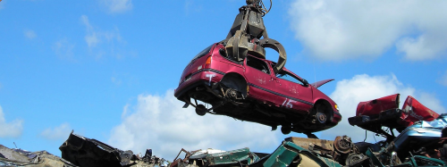 Why Recycling Your Old Vehicle is Good for the Environment'