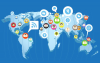 Global Data Mining in Social Media Market'