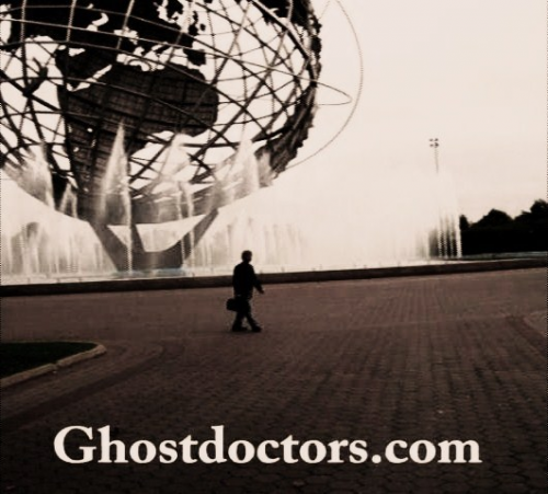 Ghost Doctors Flusing Meadows Park  NYC'