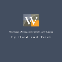 Womens Divorce and  Family Law Group by Haid and Teich LLP Logo