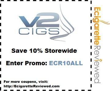 V2 Cigs Coupon Code'