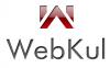 Logo for Webkul Software Pvt. Ltd.'