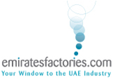 Logo for Emirates Factories'