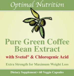 Svetol Green Coffee Extract'