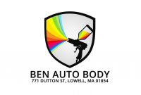 Ben Auto Body Inc Logo